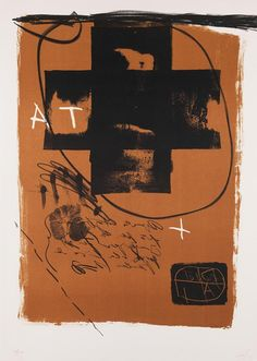 Antoni Tàpies  Art 6 '75, 1975