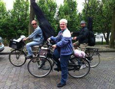 Duurzaam op de fiets naar de volgende gig in 2013