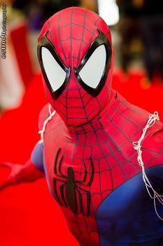 Spider-man, photo by Erik Estrada.