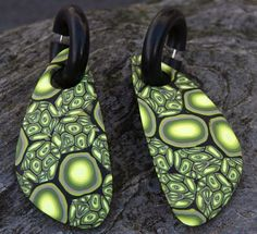 https://flic.kr/p/yQGicH | Earings, Chloroplasts https://www.flickr.com/photos/jspolymercreations/favorites/