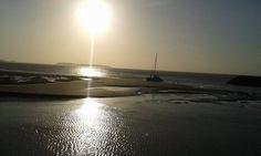 O Paraíso !Ponta D'Areia ( São Luis - MA ). Créditos: Luana Maria.