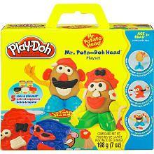 Play-Doh Playset - Mr. Potato Head (Mr. Pota-Doh Head)