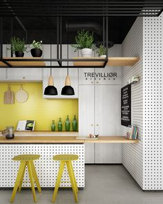 Trevillior Kitchen on Behance
