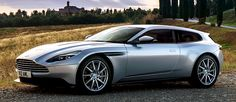 Aston Martin DB11 Shooting Brake