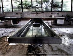 Harold Wood Hospital Morgue, Essex
