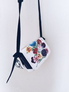 camera case hack diy craft tattoo flower  How to makeover your camera case, quickly and easily and cheaply!