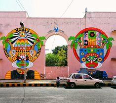 Living Under A Rock, Photo Walk, Art Festival, New Age, Urban Art, Mind Blown, Zine, Street Art, Foundation