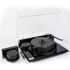 Michell Orbe Turntable The Michell Orbe turntable takes the established concept of the GyroDec and adds to it an extra level of isolation better
