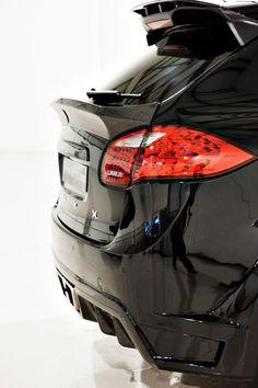 Porsche Cayenne OTS Edition от ателье Onyx Concept