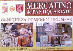 Soave: Mercatino dell'Antiquariato & San Valentino @GardaConcierge