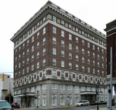 Harding Hotel Marion, Ohio,,,my first job was in the kitchen here,,,,,,