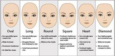 hairstyles by face shape hairstyle tips hairstyles for face shape 712x351
