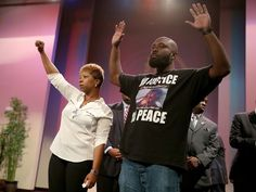 Michael Brown's Parents Tell U.N. His Death Amounts to Torture | CNS News