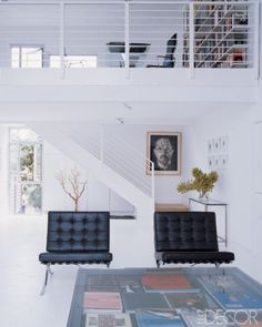 Barcelona chair, Ludwig Mies Van Der Rohe