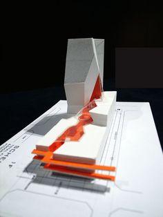 Architecture more. architecture more contemporary architecture, concept models Architecture Model Making, Architecture Drawings, Concept Architecture, Contemporary Architecture, Architecture Design, Computer Architecture, Architecture Magazines, Arch Model, Modelos 3d