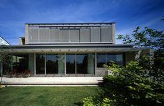木原千利設計工房:ギャラリーのある家