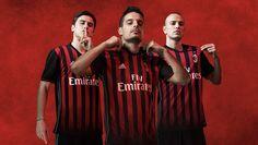 AC Milan 16/17 Home by adidas