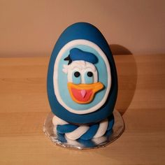Donald Duck egg!