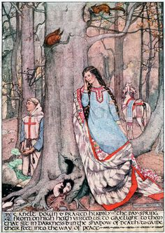 Andersen's Fairy Tales--illustrated by Maxwell Armfield