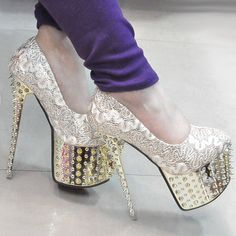 #Heels #gorgeous #platform