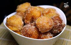 Los buñuelos de viento son uno de los dulces típicos que tenemos en la gastronomía española. Estos pueden ir rellenos o no, la verdad que de todas maneras están deliciosos. Hoy vamos a aprender cóm…