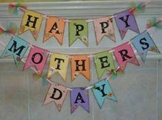 decoracion de globos para el dia de la madre - Buscar con Google