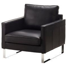 MELLBY Armchair - Grann black - IKEA