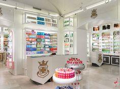 PALAU pharmacy by MARKETING JAZZ Barcelona Spain 02