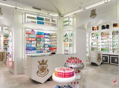 Pharmacy Design | Retail Design | Store Design | Pharmacy Shelving | Pharmacy Furniture | PALAU pharmacy by MARKETING JAZZ, Barcelona - Spain
