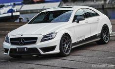 GAD Mercedes Benz CLS 63 AMG Tuning - CarsGather.com | Car Tuning