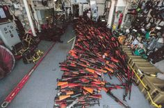 Photographs recently released by the Australian government show that light anti-armor weapons seized from a smuggling vessel near Yemen's coast appear to have been manufactured in Iran, further suggesting that Tehran has had a hand in a high-seas gunrunning operation to the Horn of Africa and the Arabian Peninsula