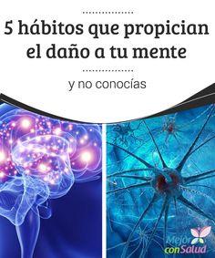 5 hábitos que propician el daño a tu mente y no conocías  La salud del organismo es muy importante; tanto la del cuerpo en su parte física como la del cerebro en todo lo que implica la mente. Y es que esta esla encargada de conformar la consciencia y todo lo implicado con la toma de decisiones, así sean muy básicas.