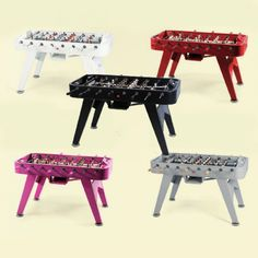 RS2 Stainless Steel Outdoor Table Football Perfect Gift For Him, Gifts For Him, Table Football, House Decorations, Outdoor Tables, Bobs, Product Design, Stainless Steel, Colours