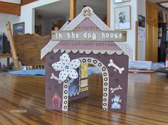 I'm resubmitting this 'puppy' for the Window Challenge! Tee Hee! Get it? Puppy???    I've truly been on a little houses kick!!! HAD to make a dog house - don't know what to call it - scrapbook page/mini booket?    I'm keeping it!    Hero Arts Stamps Used:  Eat healthy,get in shape, create income and help others to do the same. Learn more on http://2jfitness.com