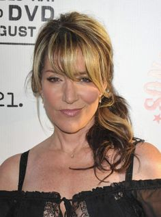 Sons Of Anarchy, Katey Sagal as Gemma Teller-Morrow. Katey is sooo pretty. Does NOT look no how, no way!