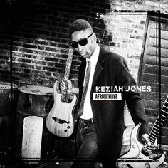single cover art: keziah jones - afronewave [11/2013]