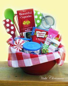 culinary gift basket ideas geschenk geschenkideen und geschenkk rbe. Black Bedroom Furniture Sets. Home Design Ideas