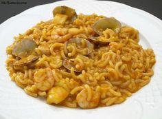 Cocina – Recetas y Consejos Pasta Recipes, Salad Recipes, Diet Recipes, Healthy Recipes, Couscous, Quinoa, Tapas, Spanish Dishes, Easy Cooking
