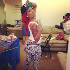 Image result for lance stephenson and k michelle