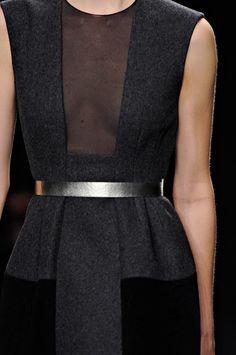 Calvin Klein Collection, Fall/Winter 2012