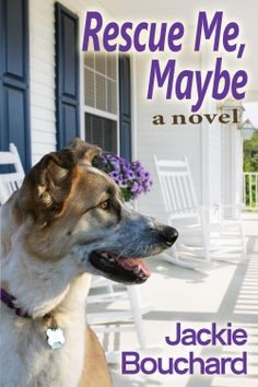 Rescue Me, Maybe  by Jackie Bouchard ($4.83) http://www.amazon.com/exec/obidos/ASIN/B00F54KYG6/hpb2-20/ASIN/B00F54KYG6 Very well written, suspenseful and surprisingly funny book with very believable characters. - The author sent me a free copy of this in exchange for a fair review.*** I must say I absolutely loved this book! - The things she thought she knew, the guilt, and the comfort of loving that dog... .Maybe it's what she needed all along.