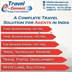 In order to meet ever changing and extremely demanding needs of the customers, travel industry is going through a makeshift these days and in this travel portal development tends to play a major role.
