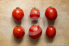 Red Tomatoes On A Wooden Cutting Board. - Download From Over 35 Million High  #tomatoes #redfood #vegetables #stilllife #photography #dreamstime #tomato #abrakadabraart
