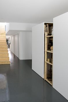 Studio pour artistes – APPAREIL architecture