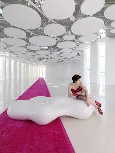 design-du-canapé-nuage