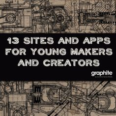 Since this month is Maker Month, for this week's Top Picks List Friday we are featuring sites and apps for young makers and creators Making something from scratch is a great skill to have. It requires confidence and imagination. For students who are into making new creations, these terrific apps...