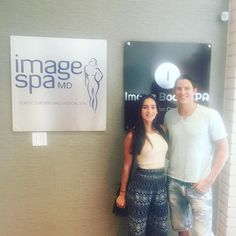 Thank you, Mr. Sean Hardy Farris and Miss Cherie Jimenez for visiting us at our #WestHollywood (@imagebodyspa) location. 🙂  Sean Hardy Farris is an American actor, model, and producer. He is known for his roles as Jake Tyler in Never Back Down, Kyo Kusanagi in The King of Fighters, and Rick Penning in Forever Strong.  Cherie Jimenez is an American actress. Her television credits include Chelsea on HBO's The Newsroom, Marissa on ABC Family's/ Freeform Pretty Little Liars and both season 3…