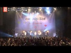 One Direction The Wonderland Live in Japan Live While We're Young