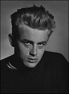 James Dean, 1955.