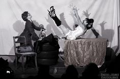 Louise de Ville & Misungui La Nuit - @Tanya Herveyé PHOTOGRAFF Amnesia, Concert, Night, Recital, Concerts, Festivals